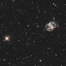 Messier 76,                                Régis Le Bihan