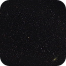 A crop on M31 and M33,                                Salvatore Iovene