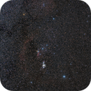 Constellation Orion,                                Jeff Donaldson