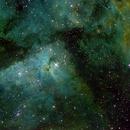 NGC3372 The Carina Nebula,                                Tim Anderson