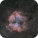 IC 1396 HOO + RVB,                                Titipuerh