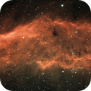 NGC 1499 California Nebula - Partial,                                Robert Browning