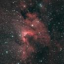 Cave Nebula (Sh2-155),                                geordan