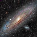 Messier 31 @ DSW,                                Miles Zhou