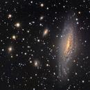 NGC 7331 - RGB,                                Rodolphe Goldsztejn