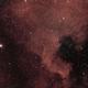 NGC7000 in HαRGB - first light with ASI071 MC Cool,                                  Uwe Deutermann