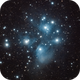 M45 Pleiades,                                star-watcher.ch