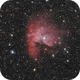 NGC 281: The Pacman Nebula,                                Tanguy Dietrich