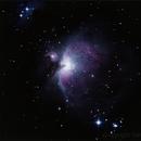M42 - Orion Nebula,                                rid
