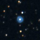 """NGC6751 """"The glowing eye nebula"""",                                Carlo Caligiuri"""