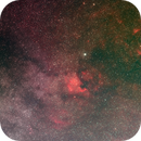 Cygnus, Cepheus Mosaic, Cropped Out Processed,                                Jer Hetrick