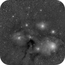 Scorpion's Head - Antares and M4, and some nebulosities.,                                TC_Fenua