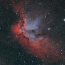 NGC 7380,                                Jens Zippel