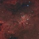 NGC1805 (Heart Nebula),                                Giorgio Ferrari