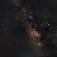 Milky Way - Sagittarius region,                                Rick_Loughrey