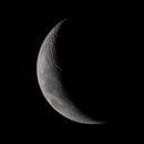 Waxing Crescent Moon - May 16th 2021,                                Antonis Karousis