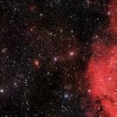 Sh2 191 H-alpha RGB (Maffei 1) Reprocessed,                                jerryyyyy