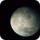 My first astrophotography ever,                                Luca Igansi