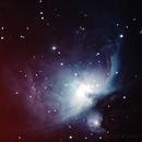 M 42 Orion Nebula,                                Florian Feith