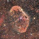 Crescent Nebula (Caldwell 27),                                Henning Schmidt