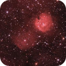 Sh2 169 and Sh2 168 H-alpha RGB,                                  jerryyyyy