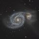 M51 Up Close,                                Jim Morse