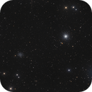 M 53 & NGC 5053 in Coma Berenices - wide field,                                Markus Blauensteiner