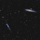 NGC4631 / NGC4656,                                Peter Folkesson