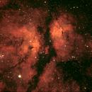 Cygnus Butterfly Nebula,                                Dono