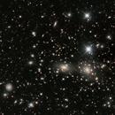 NGC 4874 and NGC 4889 - Coma Cluster,                                Riedl Rudolf