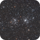 double cluster of perseus,                                Tommaso Rubechi