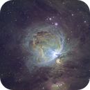M42 aka Great Orion Nebula in Hubble Palette,                                Riccardo A. Balle...