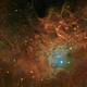 Flaming Star Nebula IC405 in Auriga,                                Arnaud Peel