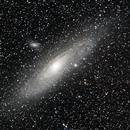 M31 - Andromeda Galaxy,                                Kun Wang