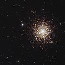 M3 with Eq 3.2 & 150/750 newtonian telescope, gnotisauton84