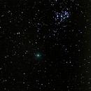 46P/Wirtanen dans Taurus,                                  PierreM