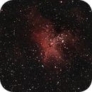 Eagle Nebula,                                Pat Darmody
