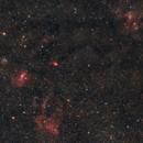 Bubble&Cave / NGC 7635 & Sh2-155,                                  Gabriel Siegl