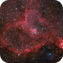 IC1805 - Heart Nebula,                                Schicko