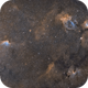 NGC 7380, Bubble & Cave & Lobster .. SHO-Widefield,                                Jonas Illner