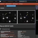 Pluto @ 2019-07-24/25,                                  Horst Twele