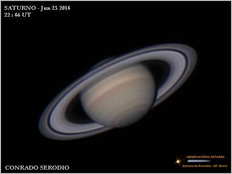Saturn,                                Conrado Serodio
