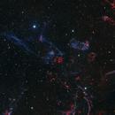 Puppis A Supernova Remnant,                                Dean Carr