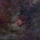 North American Nebula - Widefield,                                Scott