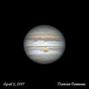 Jupiter - 4/2/2017,                                Damien Cannane