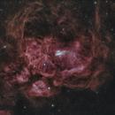 NGC 6357 IN NARROW BAND MAPPED AS LRGB,                                Fernando