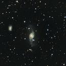 NGC 3718 - Arp 214,                                GALASSIA 60