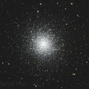 M13, Globular Cluster in Hercules,                                Komet