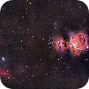 Orion wide field,                                Cluster One Observatory