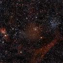 Messier 38 & sharpless 230,                                Georges